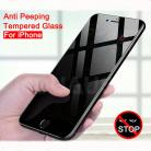 9H Privacy Protective Tempered Glass for iPhone 7