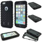Tire Dual Layer Defender Case for iPhone 6