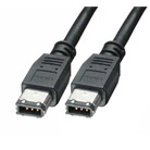 FireWire (1394) 6p-6p Cable 6 ft.