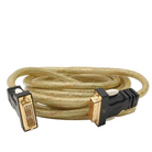 10feet (3m) Hi-Def DVI-D Single Link (M) to (M) Video Cable GoldX PlusSeries w/24K Gold-Plated Connectors
