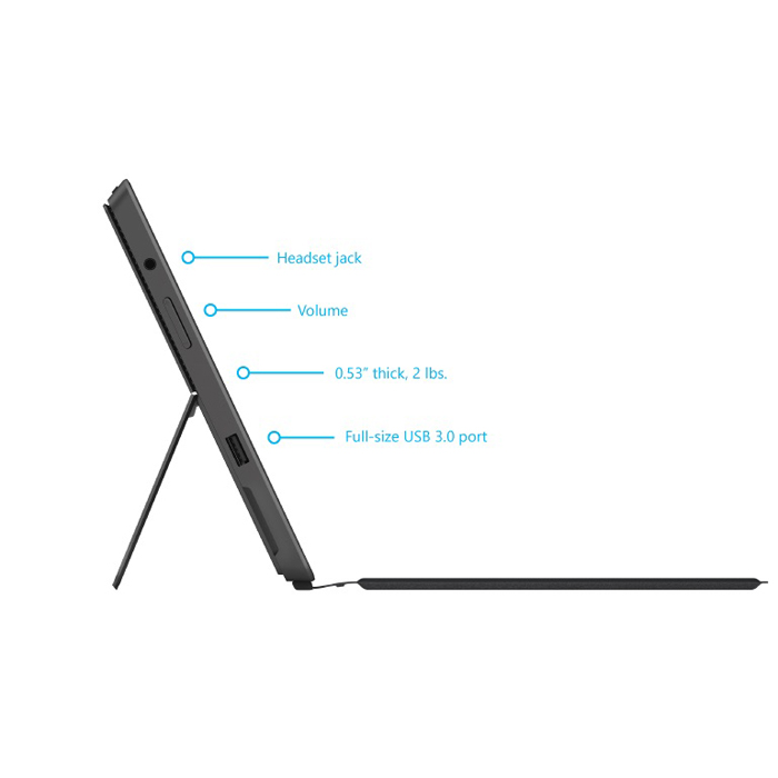 Microsoft Surface Pro 2 Tablet  (Model A1601)