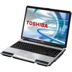 Toshiba Satellite P500 - screen size 18.4 inches