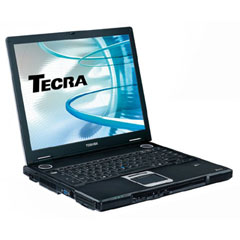 Toshiba TECRA A11 with SSD